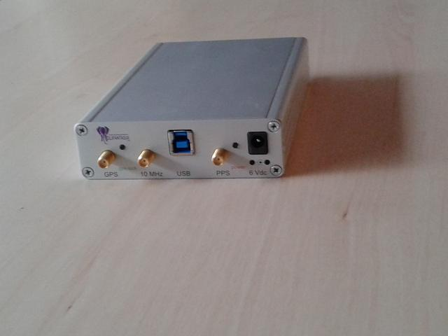 Olifantasia USRP B210 enclosure / case back